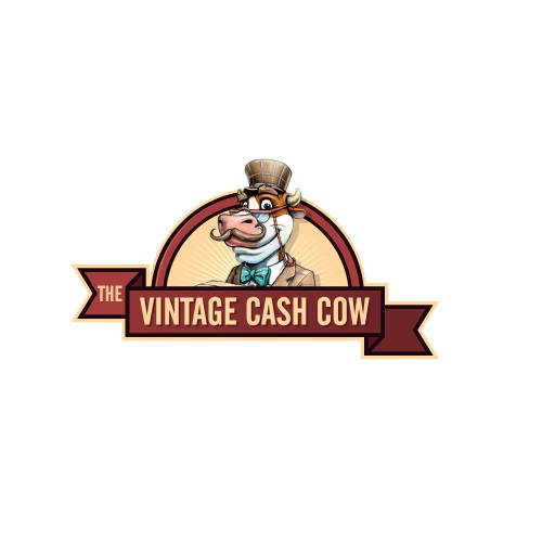 Vintage Cash Cow discount